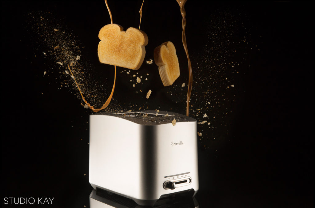 toaster breville photography by studio kay