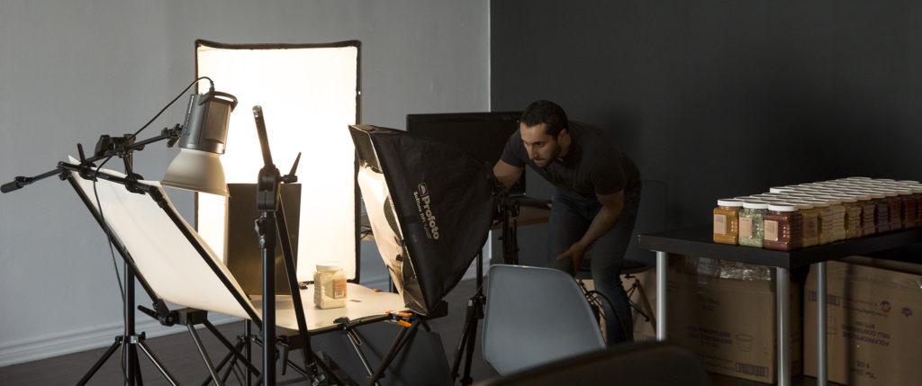 product photography studio kay